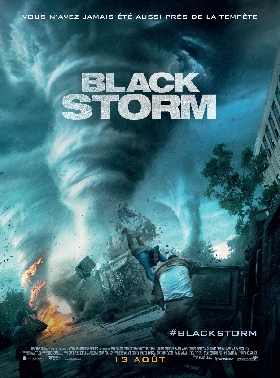 [Critique] Black Storm – Steven Quale