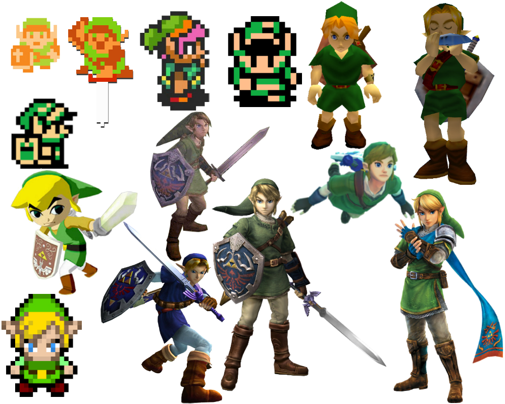 The Legend of Zelda – Par où commencer ?