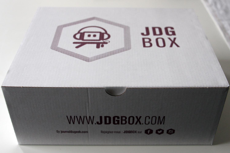 [Déballage] JDG Box #4 – La box de Février