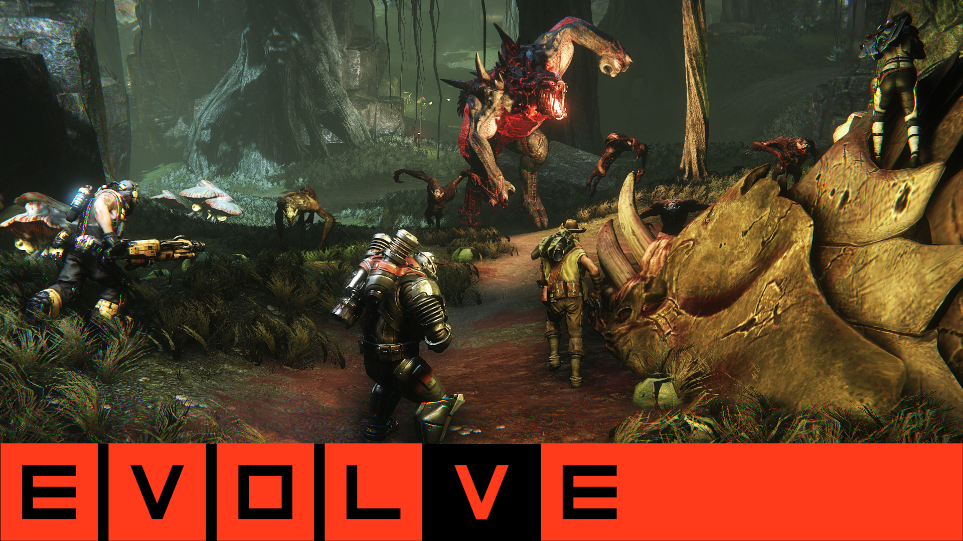 [Preview] Evolve – Partie I – Personnages et environnement