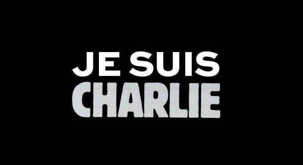 Nous sommes tous avec Charlie Hebdo