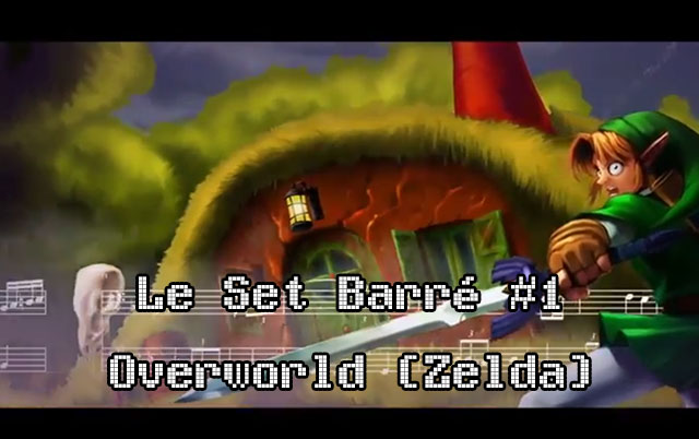Le Set Barré analyse la thème musical de The Legend of Zelda