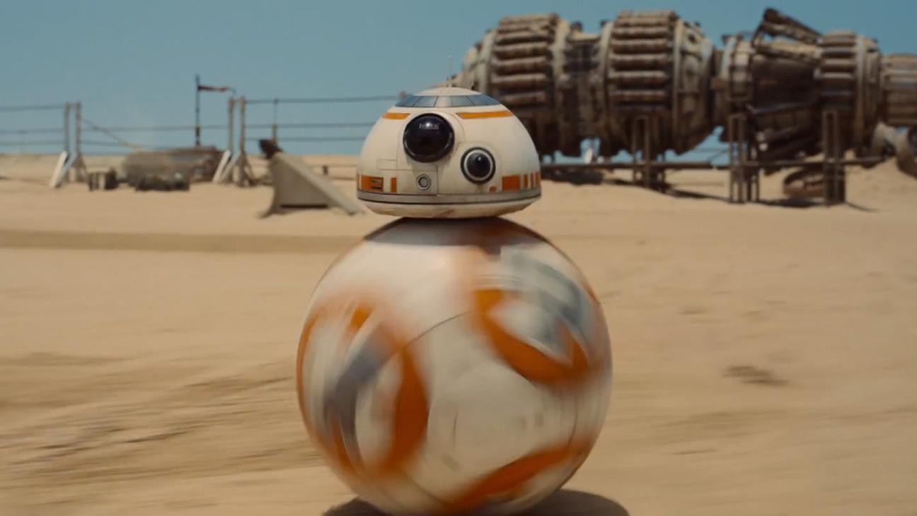 Star Wars VII : Le Réveil de la Force - Cours BB8, cours !