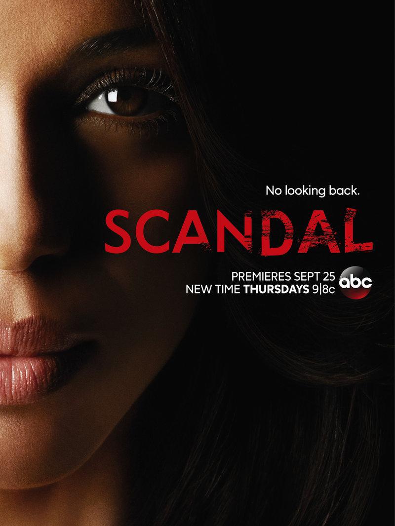 [Série] Scandal – Saison 4