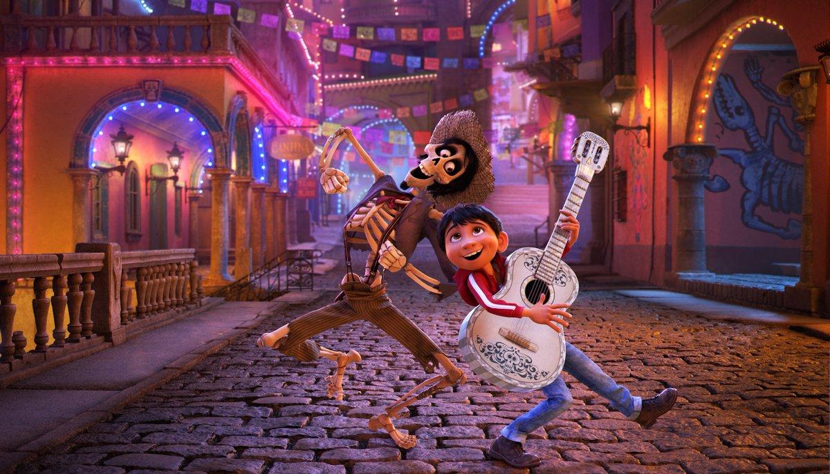 Coco - Miguel et Hector