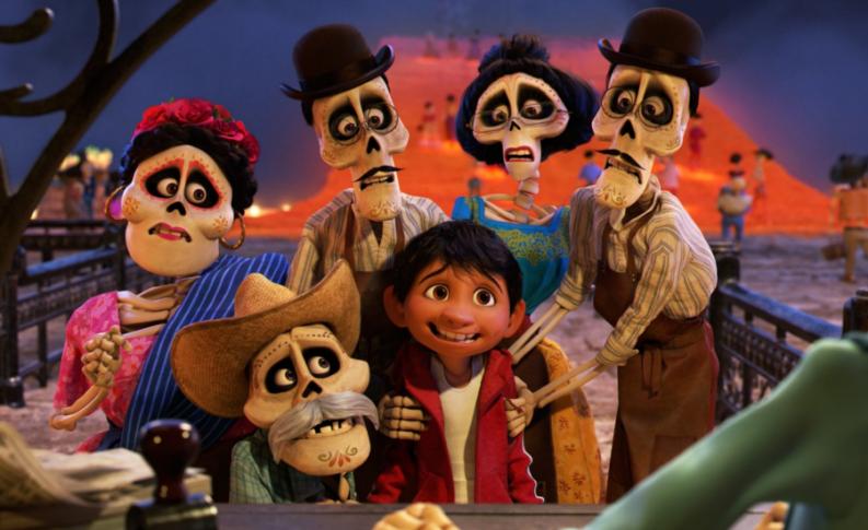 Coco - Miguel et sa défunte famille