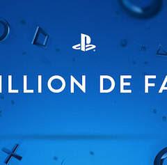 Playstation célèbre ses «un million de fans Facebook»